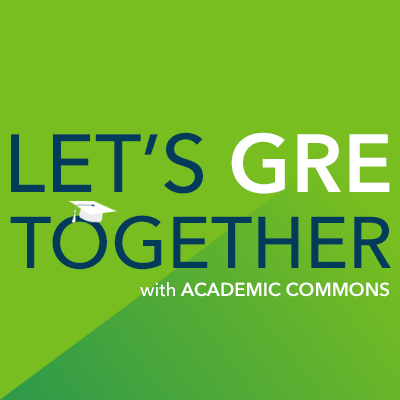 Let's GRE Together