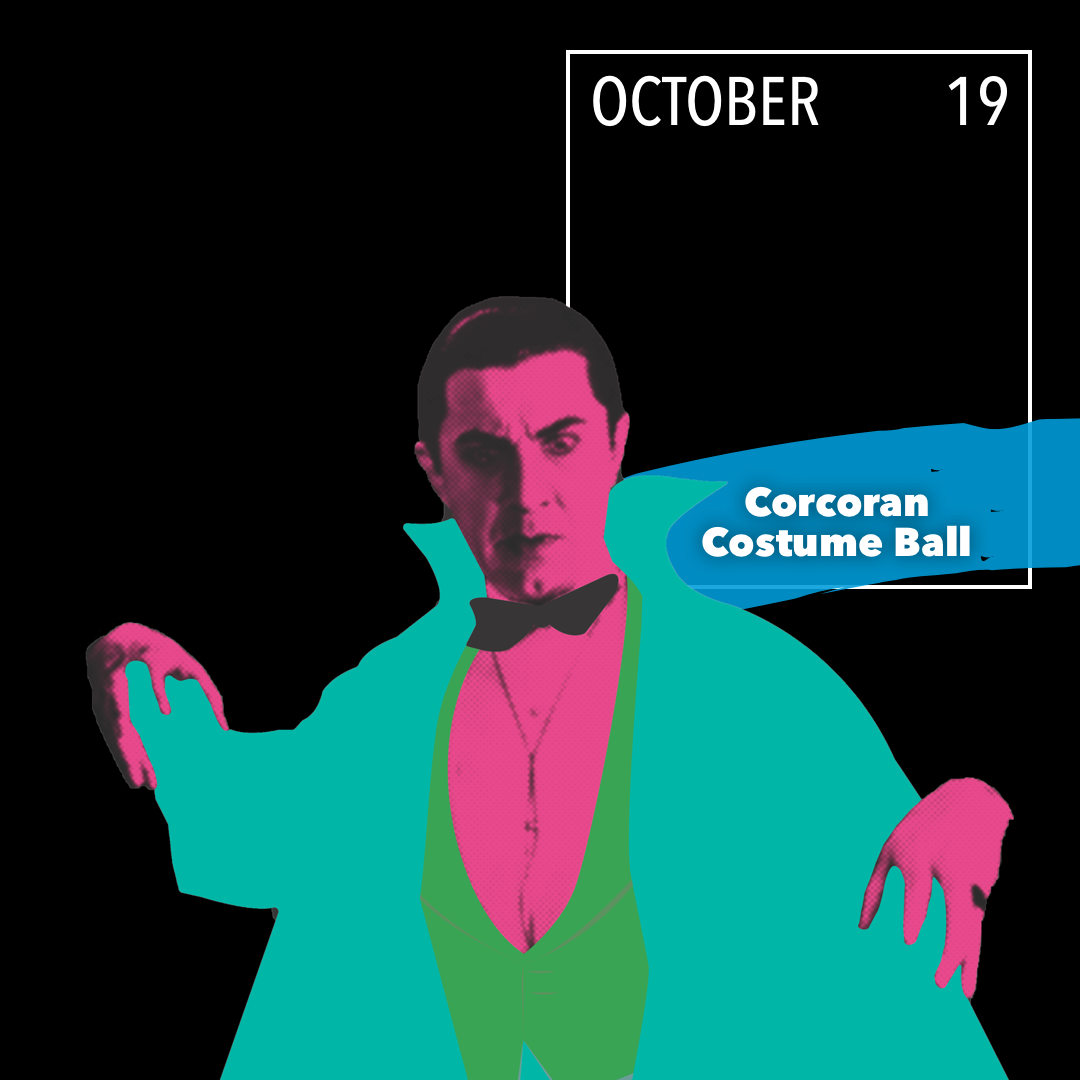 Corcoran Costume Ball - Image of Dracula