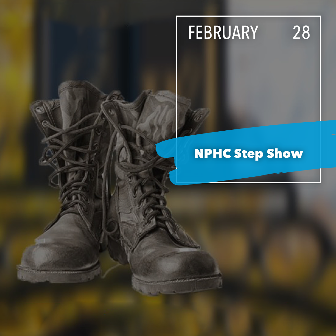 Pair of boots - NPHC Step Show