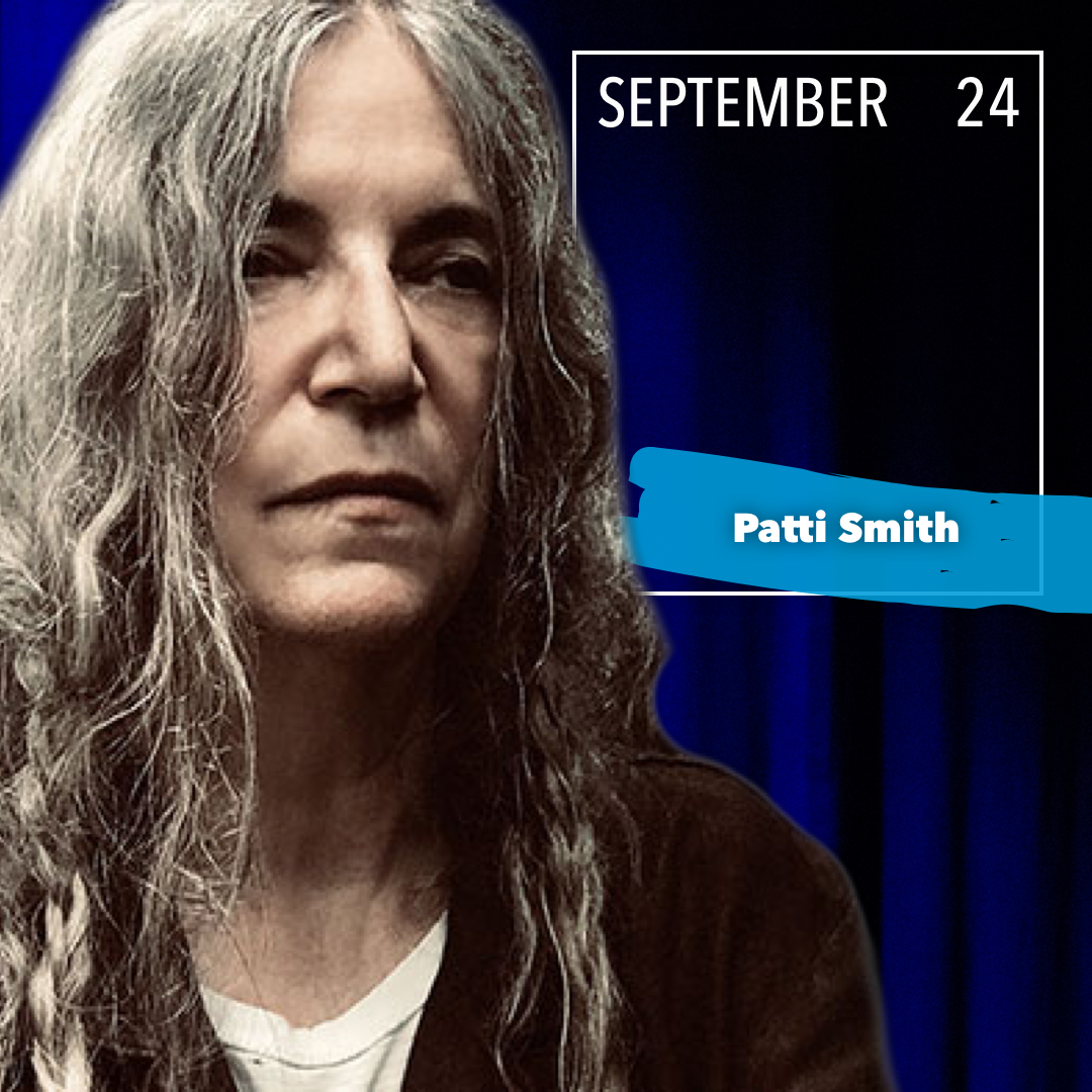 Patti Smith - Portrait