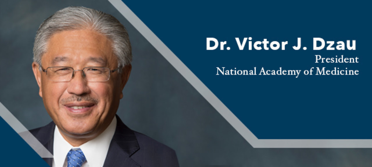 President of the National Academy of Medicine
