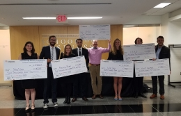 2017 Pitch George Competition