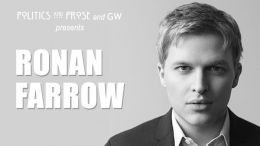Ronan Farrow - Portrait