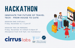 Hackathon: Innovate the Future of Travel Tech - From House to Gate