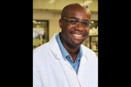 Kelly Chibale, Professor, South African Research Chair in Drug Discovery, University of Cape Town