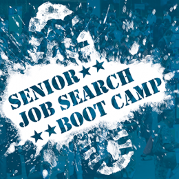 image of Senior Job Search Boot Camp on January 23 -  RSVP in Handshake