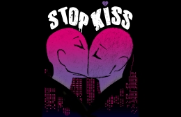 Stop Kiss by Diana Son