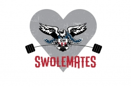Swolemates Fitness Fundraiser graphic