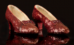 Wizard of Oz Ruby Slippers