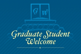 2019 Graduate Student Welcome Ceremony