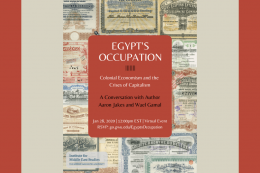 IMES Egypt's Occupation