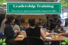 Leadership Training Graphic