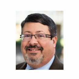 Image of our speaker, Dr. Lyle Isaacs, Professor of Chemistry, University of Maryland