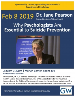 Dr. Jane Pearson Flyer