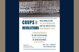 IMES Coups and Revolutions