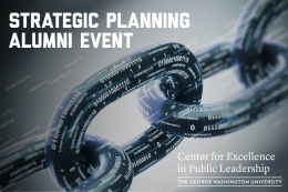 What is your Digital Transformation Strategy? GW-CEPL Strategic Planning Alumni Event May 22, 2019