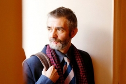 Photo of author Philippe Lançon