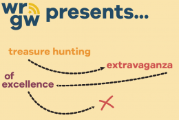 WRGW Presents: Treasure Hunting Extravaganza of Excellence!