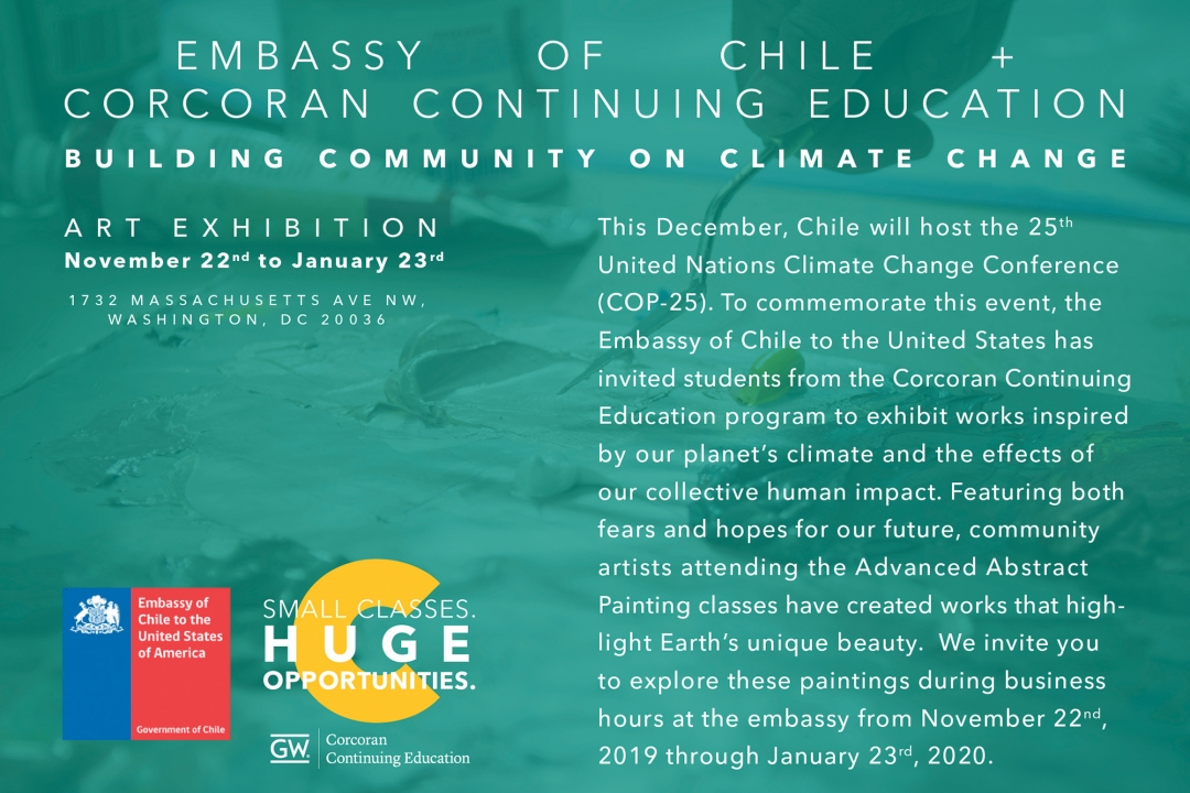 Embassy of Chile Climate Change