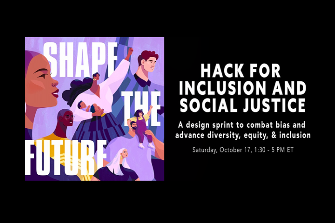 Hack for Inclusion and Social Justice