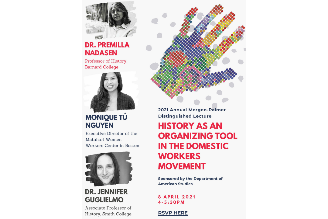 History as an Organizing Tool In The Domestic Workers Movement Event