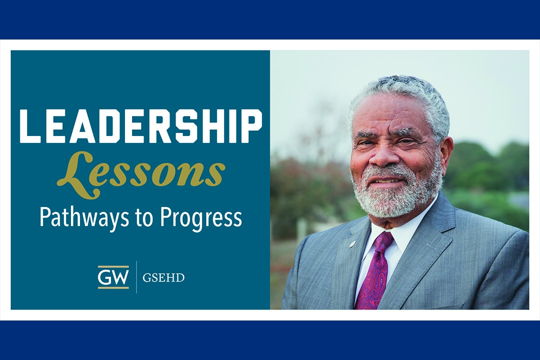 Leadership Lessons with Dr. Carl Cohn