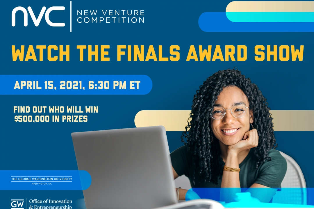 2021 GW New Venture Competition Virtual Award Show