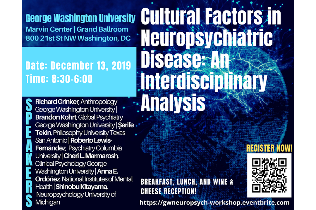 Cultural Factors in Neuropsychiatric Disease: An Interdisciplinary Analysis