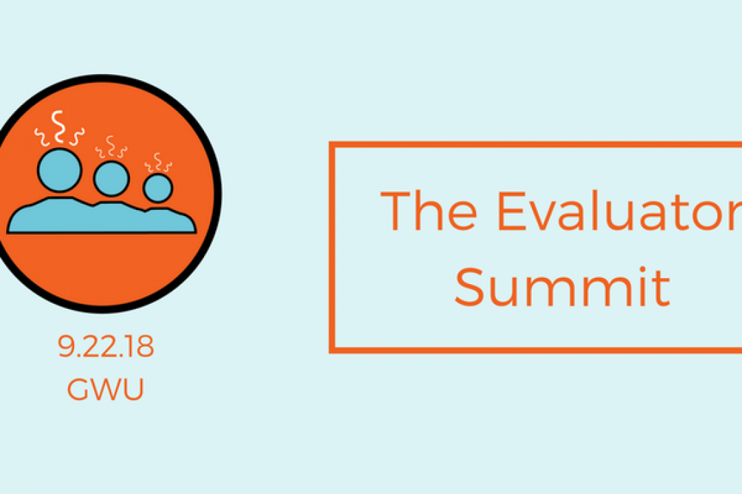 The Evaluator Summit