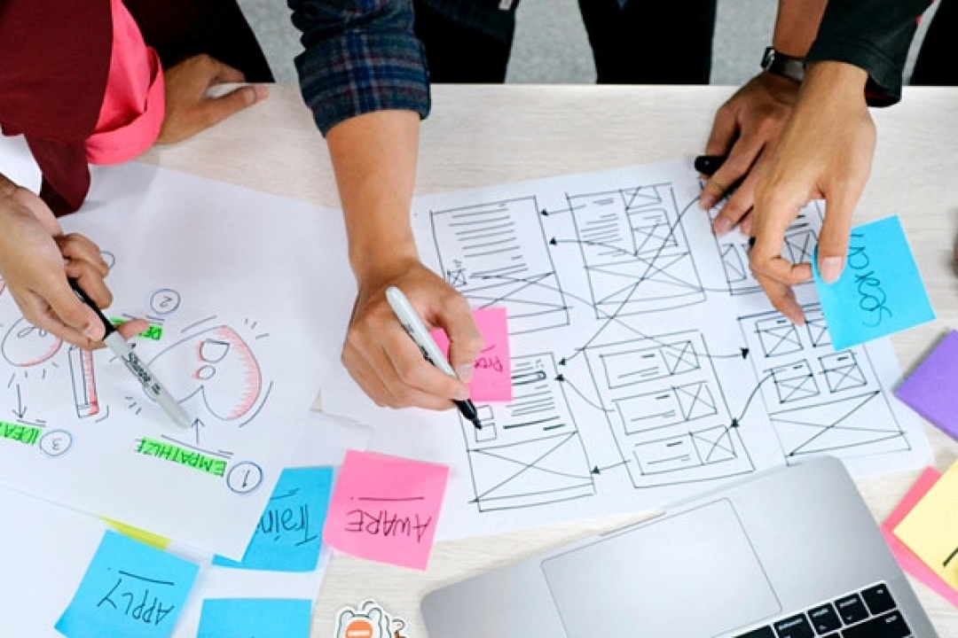 Workshop (Virtual): Creating New Solutions Through Design Thinking