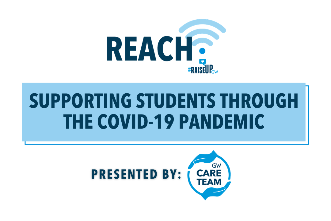 Supporting Students Through the COVID-19 Pandemic