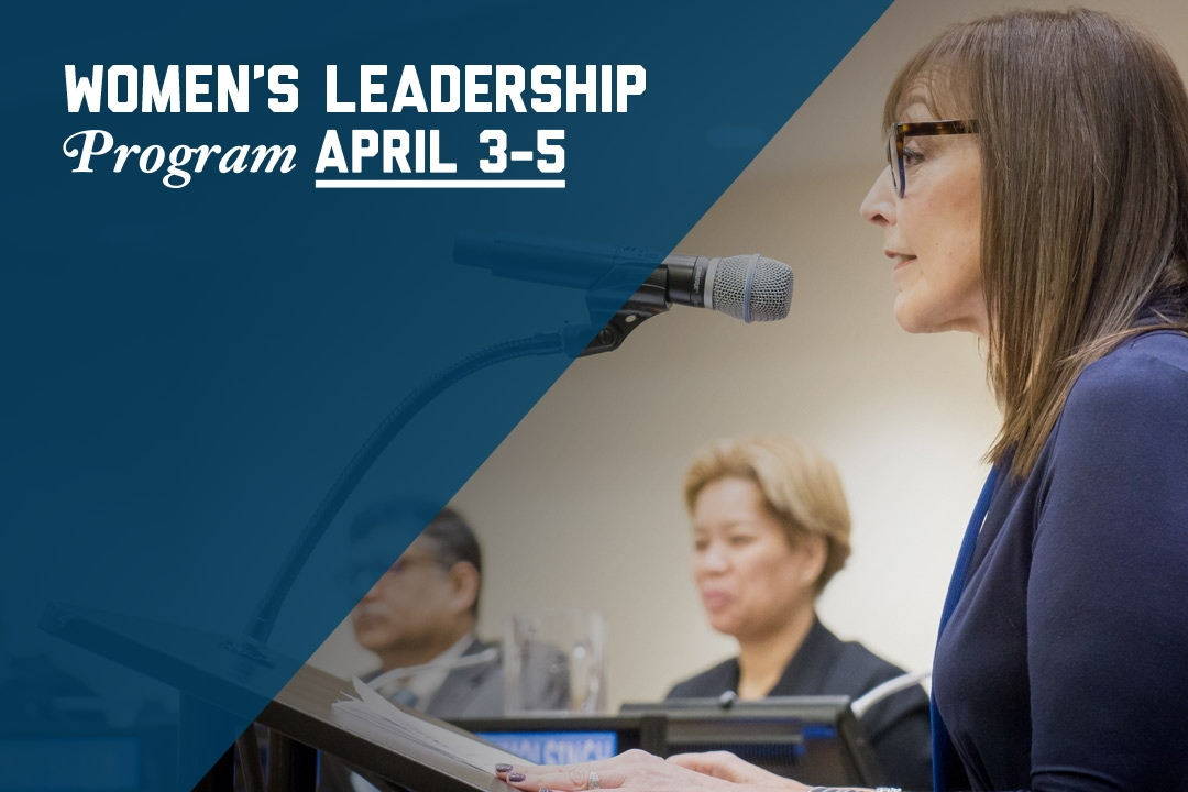 GW CEPL Women's Leadership Program | University Calendar | The
