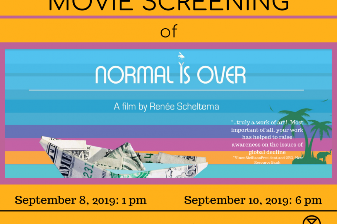 Movie Screening fundraiser at the Dorothy Betts Marvin Theatre